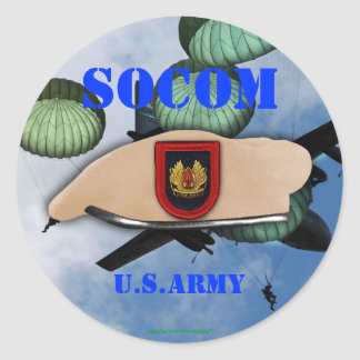 USASOC Special operations command socom Stickers
