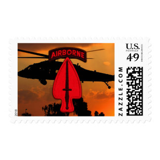 USASOC Special Operations Ops Command SOF LRRPS Postage