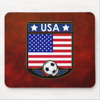 USASoccer Mouse Pad