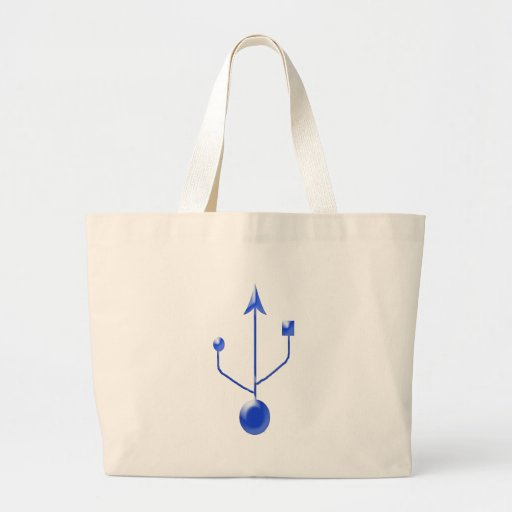 usb-b tote bags