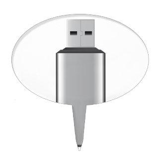 USB drive Cake Topper