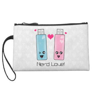 USB Flash Drive Love Wristlet Wallet