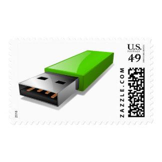USB Flash Drive Postage