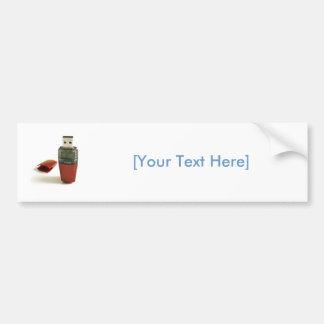 USB Flash pen Car Bumper Sticker