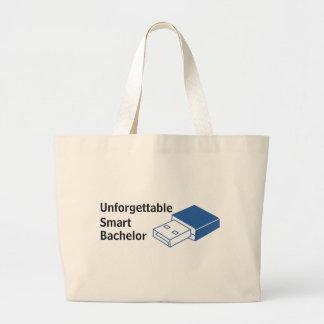 USB JUMBO TOTE BAG