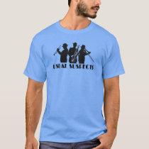 USB Men's Basic Dark T-Shirt