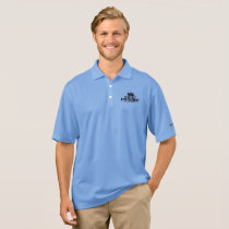 USB Men's Nike Dri-FIT Pique Polo Shirt