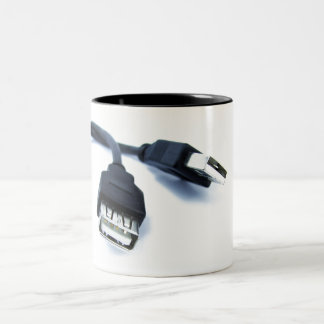 usb nerd mug canecas
