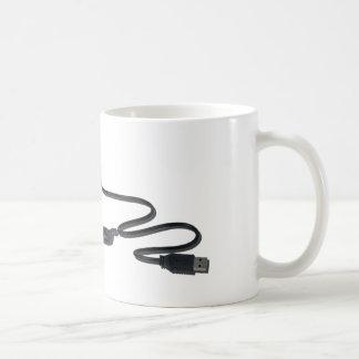 USBCannonAgainstViruses011815 Coffee Mug