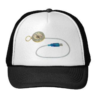 USBDirectionTool040509 Trucker Hat