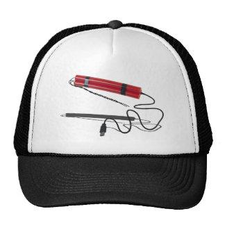 USBDynamiteComputerVirus021613.png Trucker Hat