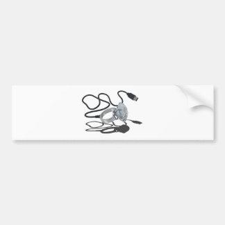 USBRing081914 copy Bumper Sticker