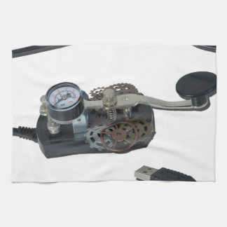USBTelegraphKey062115 Hand Towel