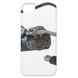 USBTelegraphKey062115 iPhone SE/5/5s Case