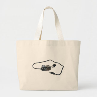 USBTelegraphKey062115 Large Tote Bag