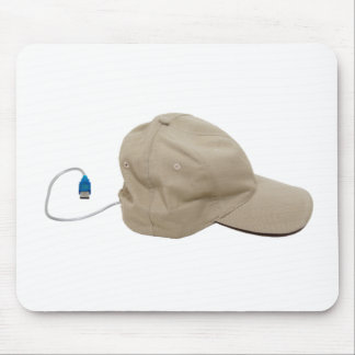USBThinkingCap040509 Mouse Pad