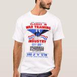 USC War Training Classes 1943 WPA T-Shirt