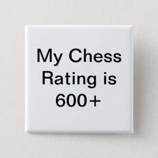 USCF chess rating button 600+