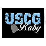 uscg99baby3blk card
