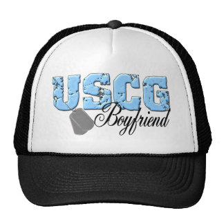 uscg99boyfriend2 trucker hat