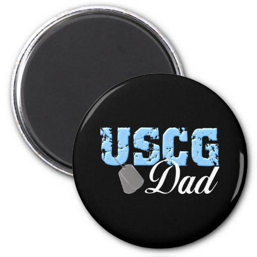 uscg99dad3blk refrigerator magnets