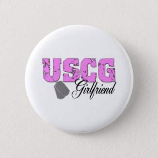uscg99girlfriend2 pinback button