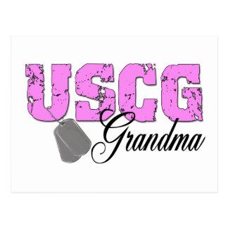 uscg99grandma2 tarjeta postal