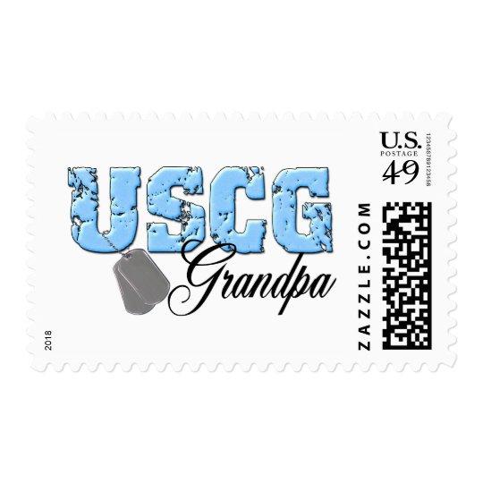 uscg99grandpa2 postage