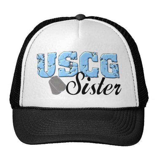 uscg99sister3 gorros bordados