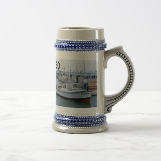 USCG 40 Foot Utility Boat Large # 40450 Large Beer Stein