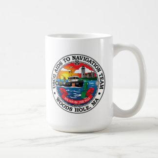 USCG Aids to Navigation Team Woods Hole Coffee Mug