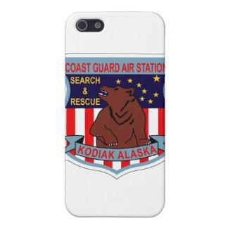 USCG Air Station Kodiak iPhone SE/5/5s Cover