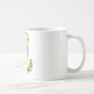 USCG Anchor Coffee Mugs
