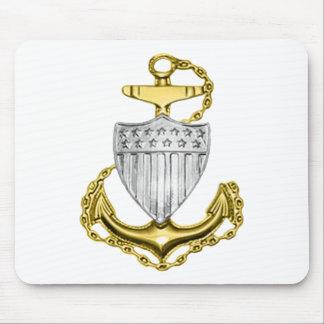 USCG Anchor Mousepad