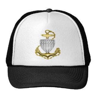 USCG Anchor Trucker Hat