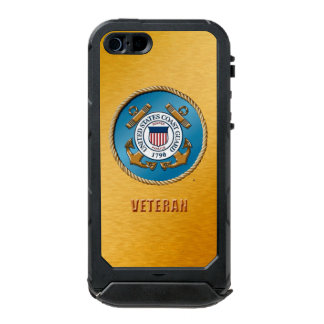 USCG ATLAS ID™ iPhone 5&6s Waterproof iPhone SE/5/5s Case