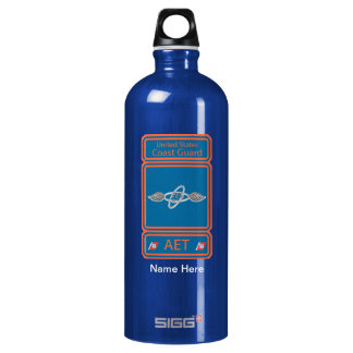 USCG Avionics Electrical Technician Water Bottle