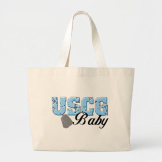 USCG Baby Canvas Bags
