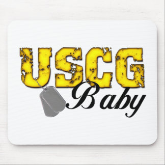 USCG Baby Mouse Pads