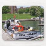 USCG barco para uso general # 40450 grandes de 40  Alfombrilla De Ratón