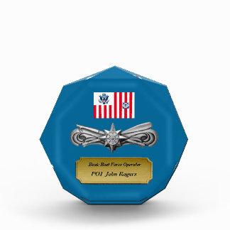 USCG Basic Boat Force Operations Award