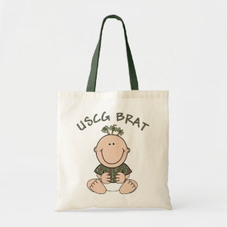USCG Brat (Girl) Tote Bag