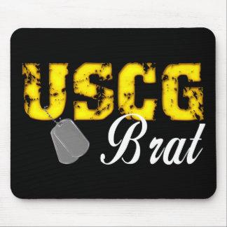 USCG Brat Mouse Mats
