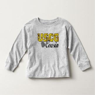 USCG Cousin Toddler T-shirt
