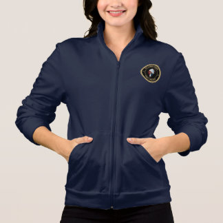 USCG  CWO-2 Retired Indian Chief Shield Jacket