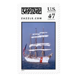 USCG Eagle Postage