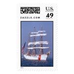 USCG Eagle Postage Stamp