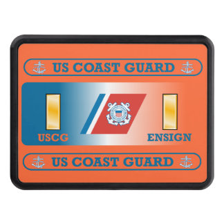 USCG Ensign Trailer Hitch Cover