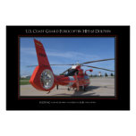 USCG Eurocopter HH-65 Dolphin Posters