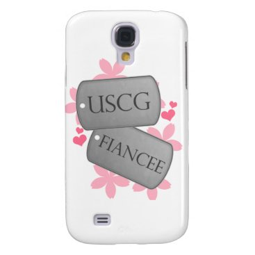 USCG Fiancee iPhone 3G Case